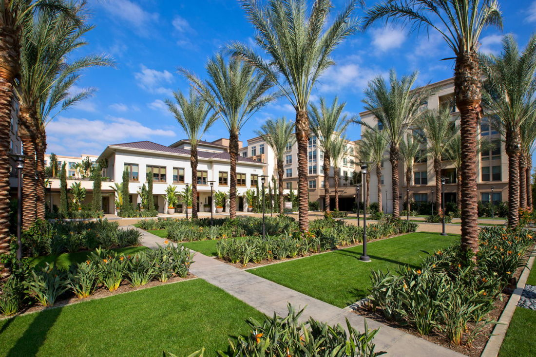 Park Place Apartments Irvine