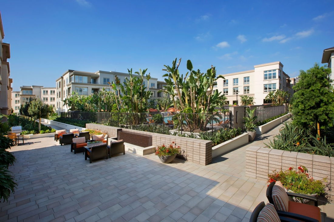 The Park Apartments Irvine